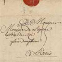manuscript w seal